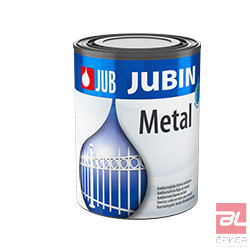 JUBIN METAL 8 SÖTÉTBARNA 0,65 L
