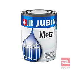 JUBIN METAL 9 FEKETE 0,65 L