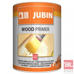 JUBIN WOOD PRIMER FEHÉR 0,75 L