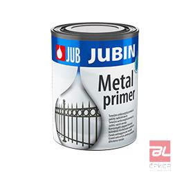 JUBIN METAL PRIMER 40 OXIDVÖRÖS 0,75 L