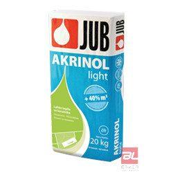 AKRINOL LIGHT 20 KG