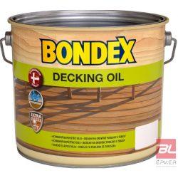BONDEX DECKING OIL 900 SZÍNTELEN 2.5L