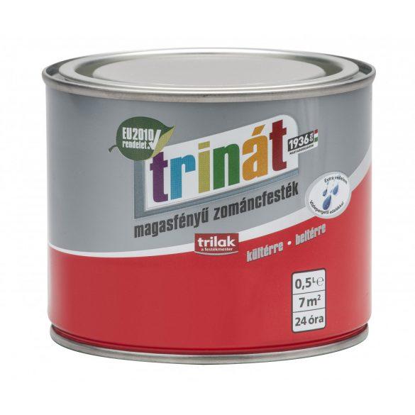 TRINÁT MAGASFÉNYŰ ZOMÁNCFESTÉK 400 SÁRGA 0.5 L