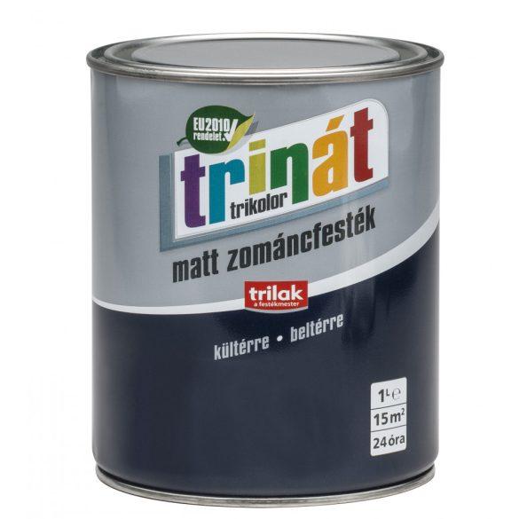 TRINÁT MATT ZOMÁNCFESTÉK 820 PIROS 1 L