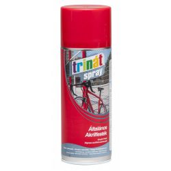 TRINÁT SPRAY RAL9006 FEHÉRALUMÍNIUM 400 ML