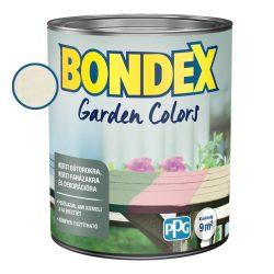 BONDEX GARDEN COLORS VANÍLIA 0.75L