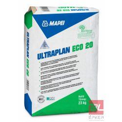 MAPEI Ultraplan Eco 20 23kg szürke