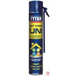 Styro UNI O2 ragasztó kézi polisztirol ragasztóhab 750 ml