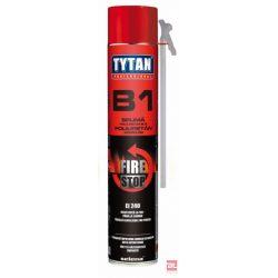 B1 Tűzgátló O2 purhab /EMI engedélyes/  visszazárható ERGO fejjel 750 ml