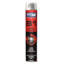 B1 Tűzgátló O2 pisztolyhab  /Europai engedélyes/     750 ml
