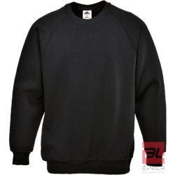 Róma pulóver L B300BKRL