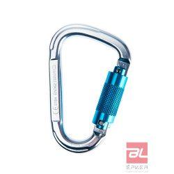 Aluminium Twist Lock karabiner - FP32SIR