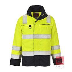Hi-Vis Multi-norm kabát L FR61YNRL