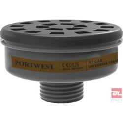 A2 gáz szűrő - univerzális csatlakozás (6 db) - P906BKR