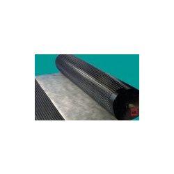 Geotextíliával kasírozott drénlemez 8 mm