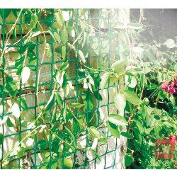 CLIMBANET műanyag kertirács  (K-50/45) 0,5 x 25 m zöld