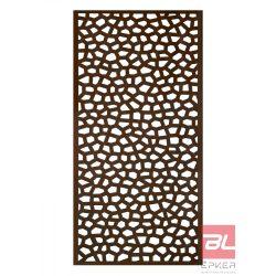 MOSAIC dekoratív PP panel 1 x 2 m barna