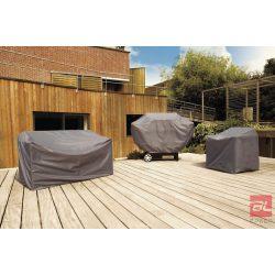 COVERTOP vízálló bútortakaró szövet 90 g/m2 125 x 125 x h.70 cm drapp