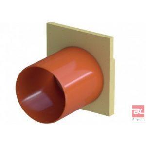SELF EuroLine homloklap csőcsonkkal, DN110