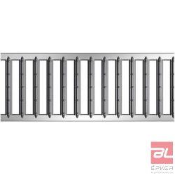 SELF bordásrács horganyzott acél, 0,5 m
