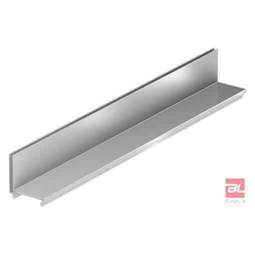 Réskeret rozsdamentes acélból, résmagasság 40 mm, L= 1000 mm