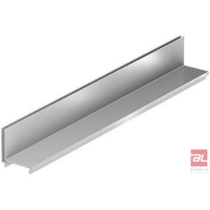 Réskeret rozsdamentes acélból, résmagasság 65 mm, L= 1000 mm