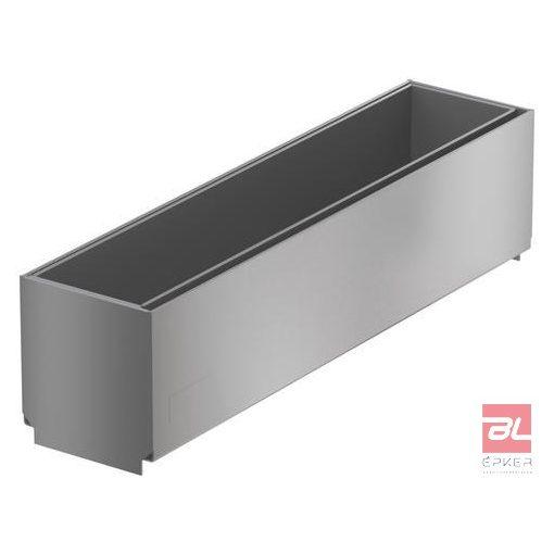 Tisztító elem rozsdamentes acélból, résmagasság 65 mm, L=500 mm
