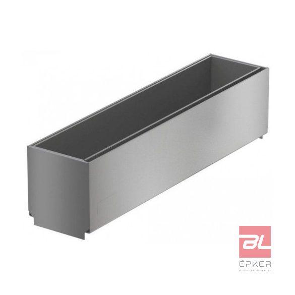 Tisztító elem horganyzott acélból, résmagasság 105 mm, L=500 mm