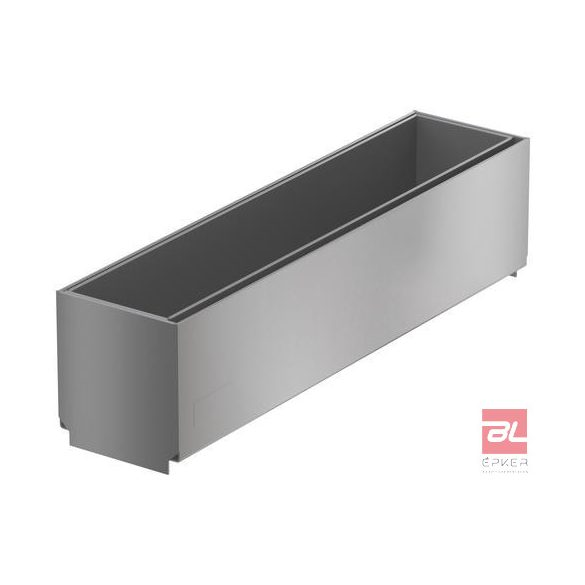 Tisztító elem horganyzott acélból, résmagasság 105 mm, L=150 mm