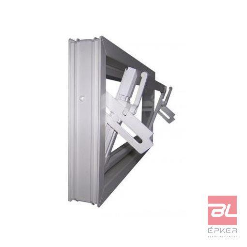 SELF bukó ablak, 100x60 cm, egyszerű űvegezéssel