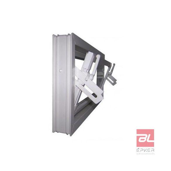 SELF bukó ablak, 80x50 cm, hőszigetelt űvegezéssel