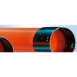 Opti-drän lyukas cső, DN 100     2,5m