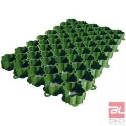 ACO műanyag gyeprács 60x40 (58x39x3,8cm) 1m2= 4,42 db!!!