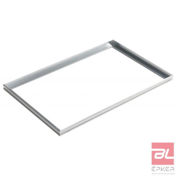 Self Vario aluminium keret 75x50 cm, H=2 cm